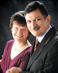 Pastor and Mrs Cozzi